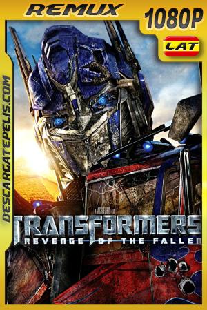 Transformers: La Venganza de Los Caídos (2009) 1080P BDREMUX Latino – Ingles
