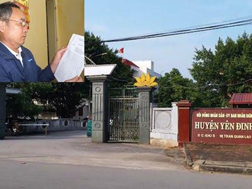 """Nợ như """"Chúa chổm"""", huyện nghèo Thanh Hóa vẫn muốn xây tượng đài 20 tỷ"""