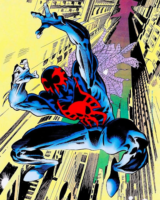 storia di spider-man 2099