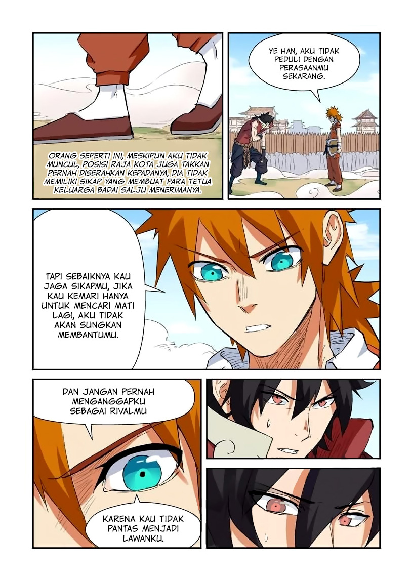 Tales of Demons and Gods Chapter 144.5