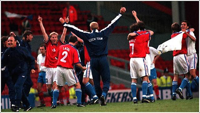 Czech Republic Russia Euro 1996
