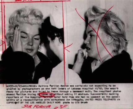 Resultado de imagem para Marilyn foi assassinada
