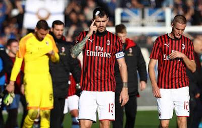 ميلان ضد أتالانتا .. مواجهة خطيره في الدوري الإيطالي