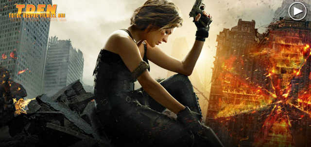 Primul trailer pentru mult aşteptatul film Resident Evil 6 Capitolul Final