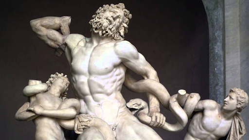 Laocoon and his Sons Vatican Museum