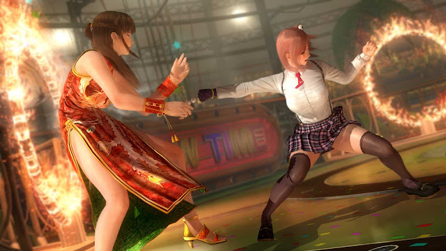 Dead or Alive 5 Last Round Core Fighters Full Version for PC Gameplay