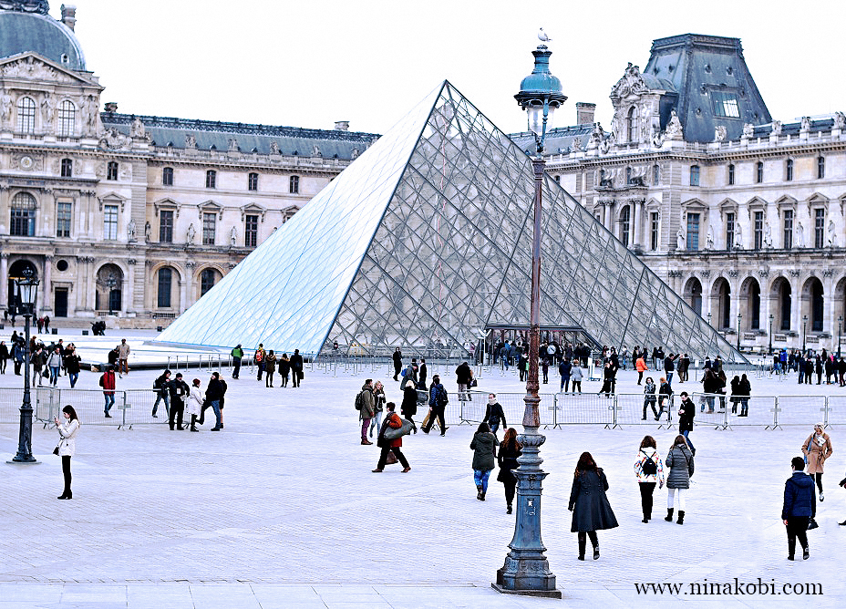 The Louvre Museum, Paris, France