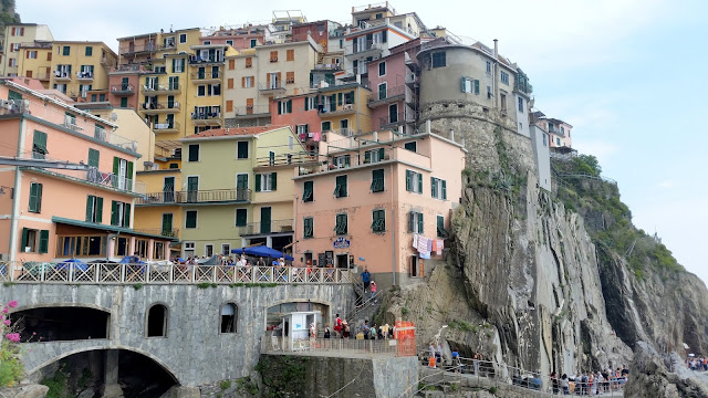 Travel Diary: Lucca, Cinque Terre, Tuscany 2018