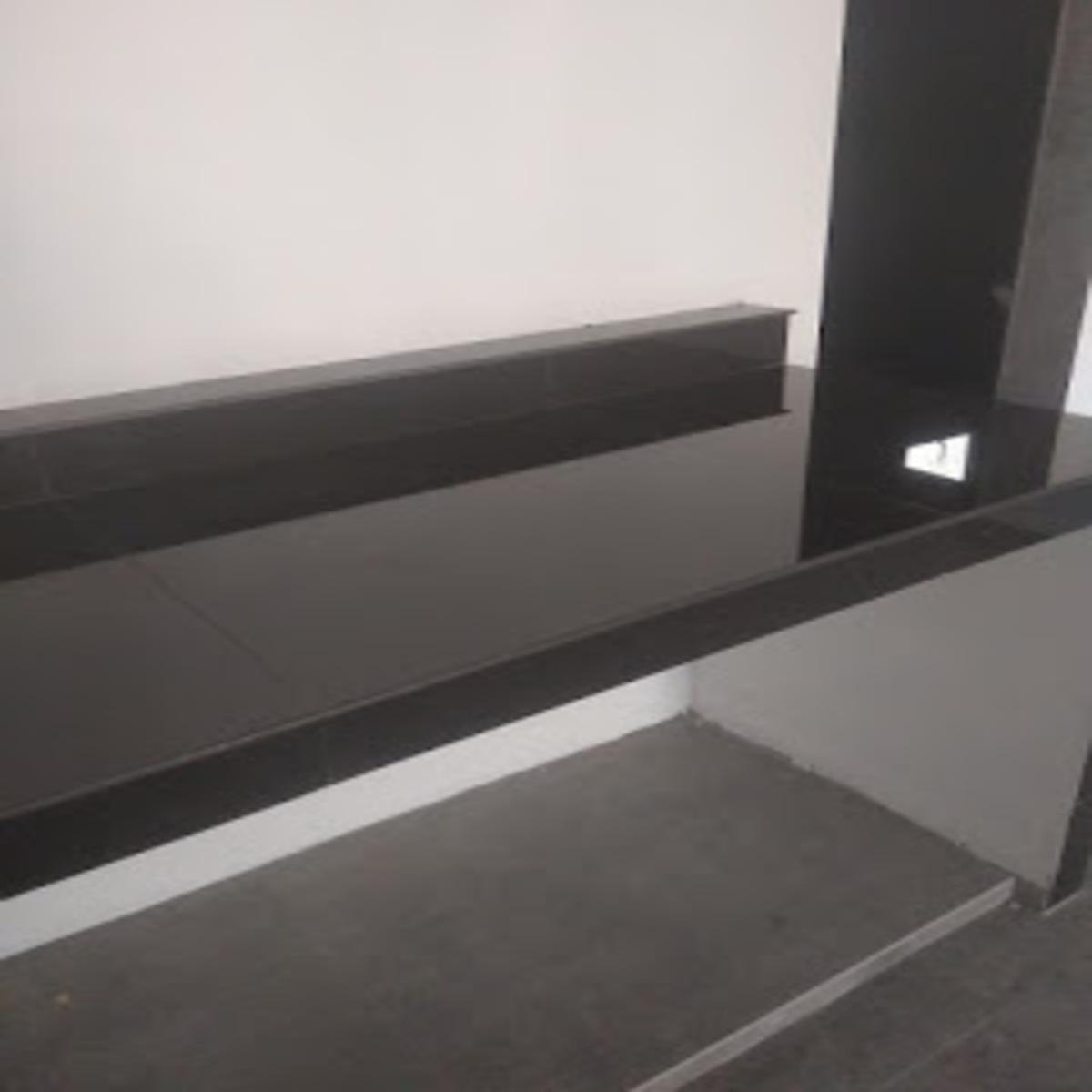 meja wastafel granite