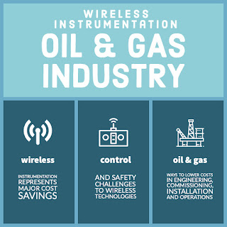 Wireless Instrumentation in Oil & Gas