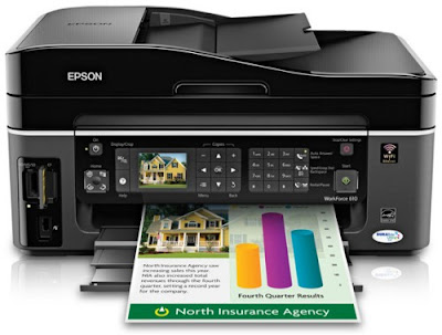 Epson Workforce WF-7515 Treiber Download Für Mac, Windows