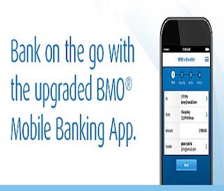 BMO Digital Banking Application
