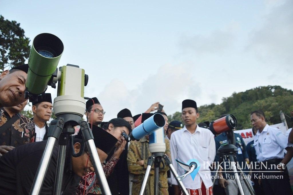 Imbas Corona, Kemenag Kebumen Tak Gelar Rukyatul Hilal Penentuan Awal Ramadan