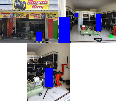 Bengkel ban Motor Muntilan Magelang Jawa Tengah