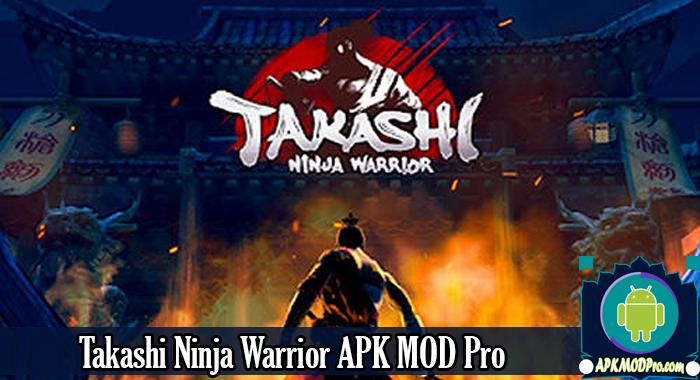 Download Takashi Ninja Warior MOD APK v1.20 Terbaru 2020