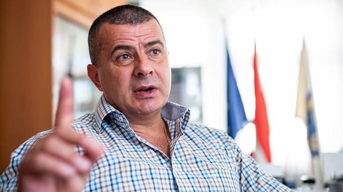Dr. Lengyel Róbert Siófok polgármestere