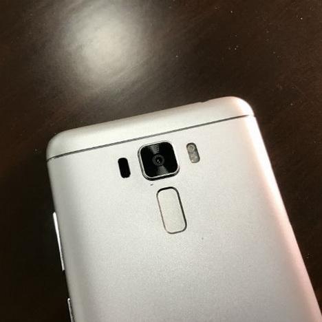 Kamera Asus Zenfone 3 Laser