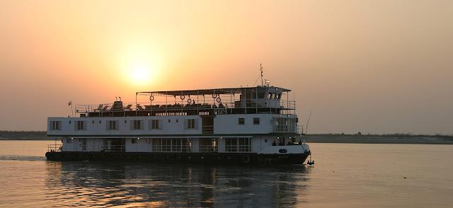 Brahmaputra Rive Cruise India