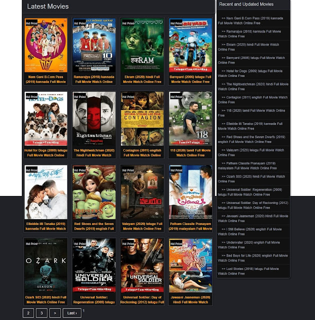 Hiidude movies - download latest Bollywood Hollywood Tamil Telugu movies