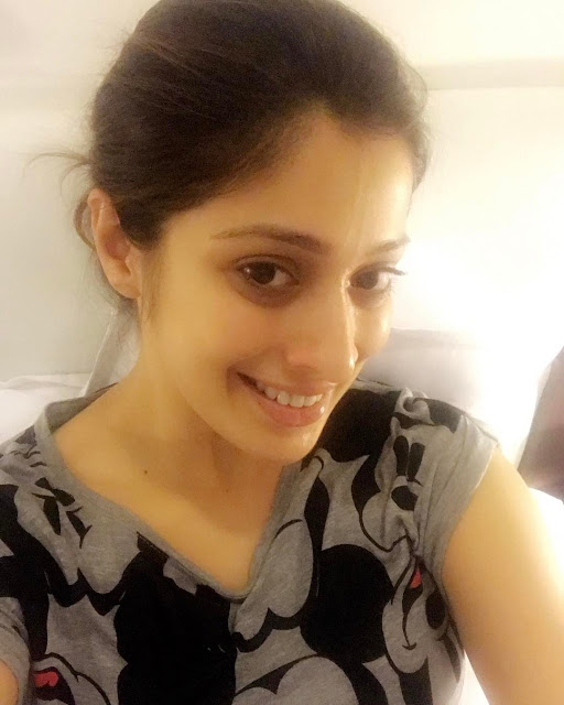 Raai Laxmi Shares Without Makeup Photo on Instagram
