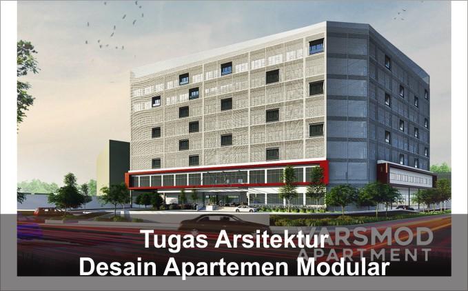 desain apartemen modular