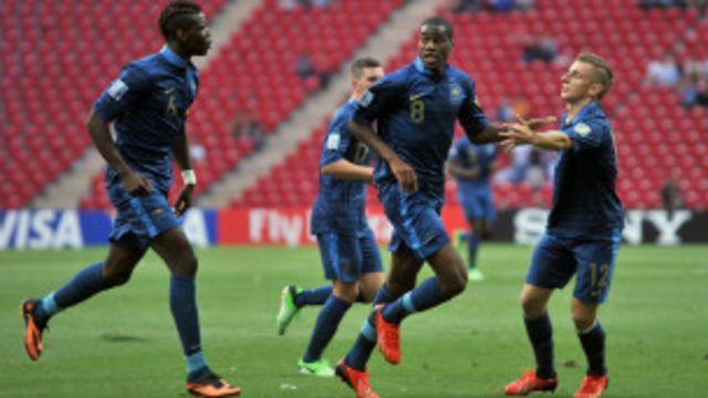 تقرير مباراة منتخب فرنسا ومنتخب بلغاريا في اللقائات الوديه للمنتخبات