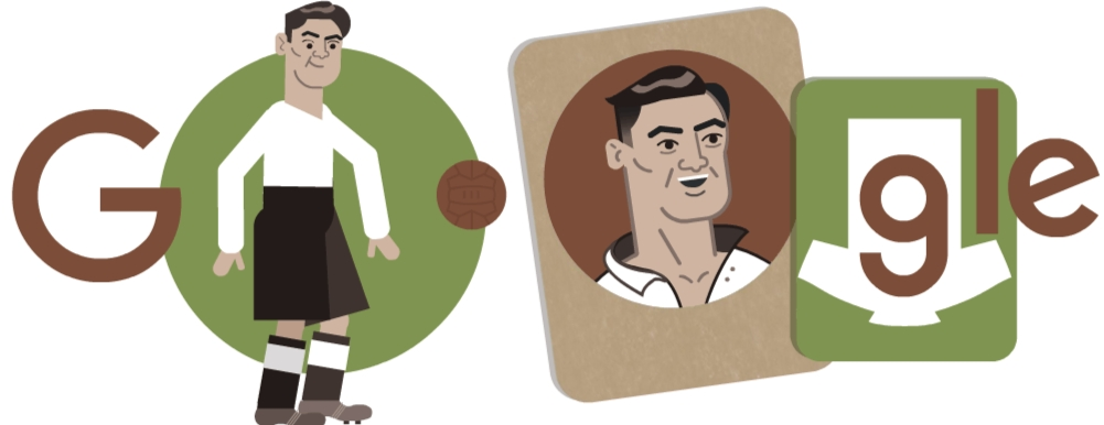 Who was Frank Soo? Google remembers Stoke City legend England's first non-white senior player