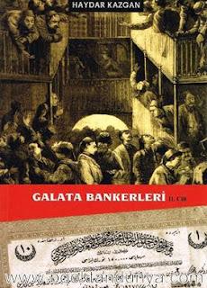 Haydar Kazgan - Galata Bankerleri 2. Cilt