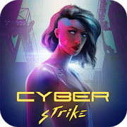 Cyber Strike - Infinite Runner Infinite (Coins - Gems) MOD APK