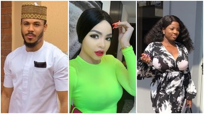 BBNaija Lockdown: Ozo curves Nengi as Dorathy insists on removing herself from their love triangle (videos)