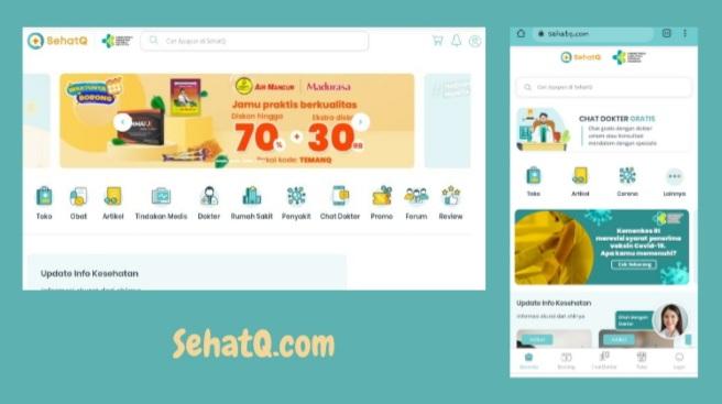 Buka Wawasan dengan Direktori Penyakit di SehatQ.com