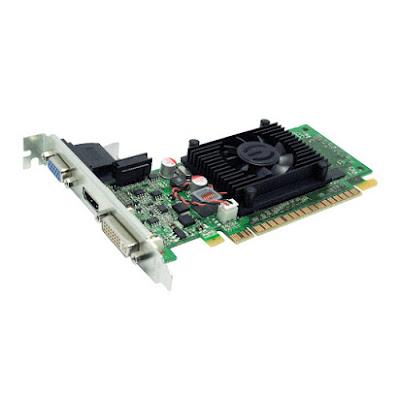Nvidia GeForce 8400 SEドライバーダウンロード