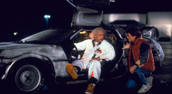 Back to the Future izle