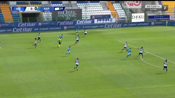 مشاهدة مباراة ريجكا ونابولي بث مباشر اليوم 05-11-2020 الدوري الأوروبي rijeka-vs-napoli