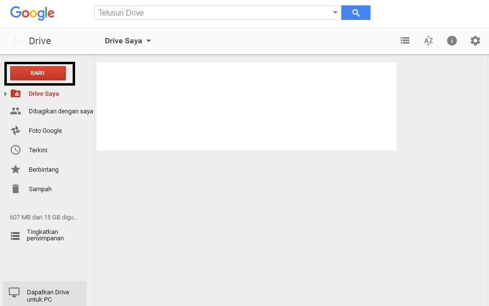 Lihat Cara Upload Foto Di Google Drive mudah