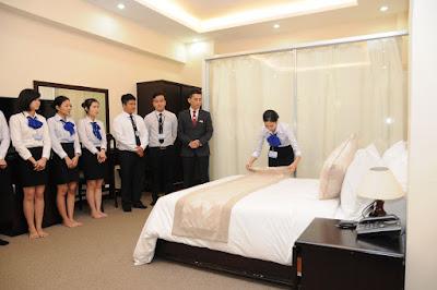 Trưởng bộ phận buồng phòng trong khách sạn là gì?