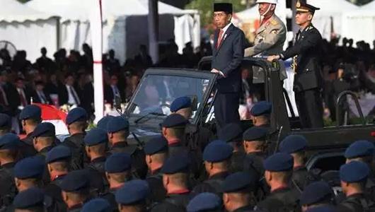 Presiden Jokowi: Terima Kasih Polri Telah Mampu Menjaga Keamanan Dalam Negeri
