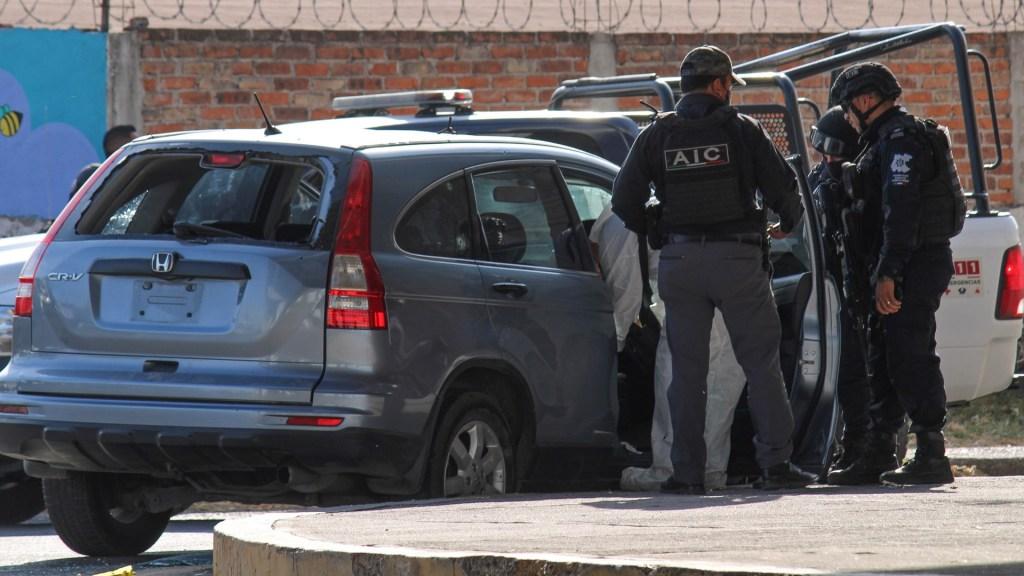 13 Sicarios del CJNG y del Cártel de Santa Rosa de Lima son detenidos tras operativo en Celaya; Guanajuato