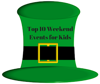 Fun Things To Do With Kids in Delaware County Top 10 Weekend Events for March 6th, 7th and 8th