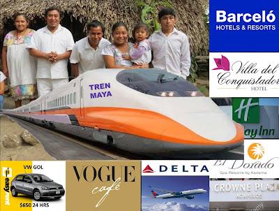 Comunidades desconocen estudios financieros y ambientales del Tren Maya