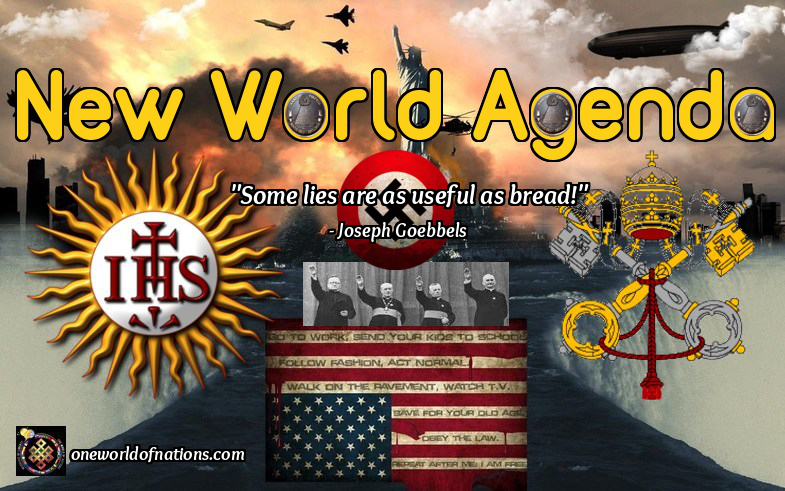 Chessboard Earth Series, Jesuits, NWO, Vatican, Zionism, Nazi, New World Order,