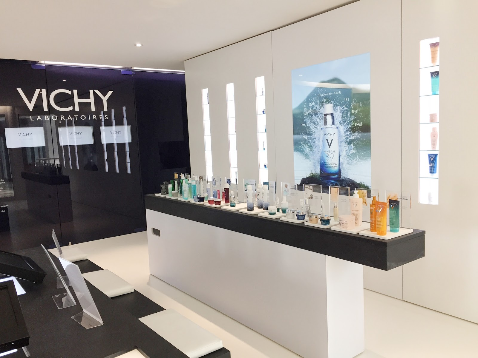vichy travel guide review vichy thermal spa dermal institute