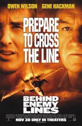 Behind Enemy Lines 2001 Dual Audio Hindi 300MB BluRay 480p