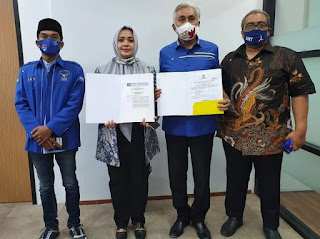 Kekuatan Makin Bertambah, Giliran Demokrat Merapat ke Pasangan IDP-Dahlan