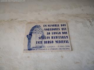 CHURCH / Igreja da Nossa Senhora da Alegria, Castelo de Vide, Portugal