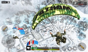 تحميل لعبه Winter Survival Battle Royale مهكره اخر اصدار