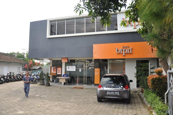 Bank BTPN. Foto via Banten Tribun