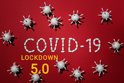 Home Ministry's new guideline on lockdown 5.0