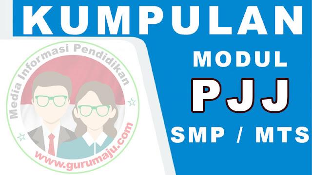 Modul Pembelajaran PJJ SMP