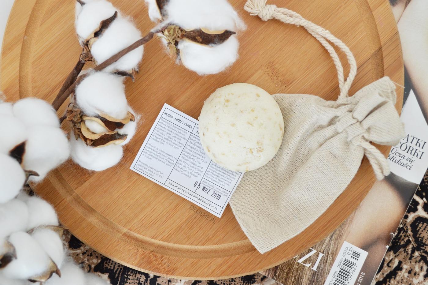 ministerstwo dobrego mydła kosmetyki naturalne ekocuda zakupy